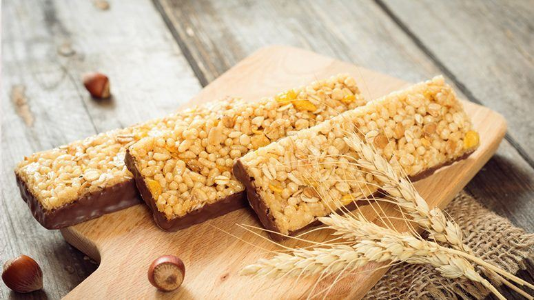 Belly up to the Bar: Best Nutrition Bars for Healthy Weight Loss