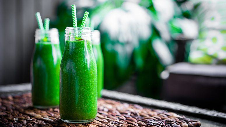 Vegan Meal Replacement Shakes: It's a Green, Green World