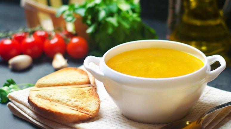 broth soup