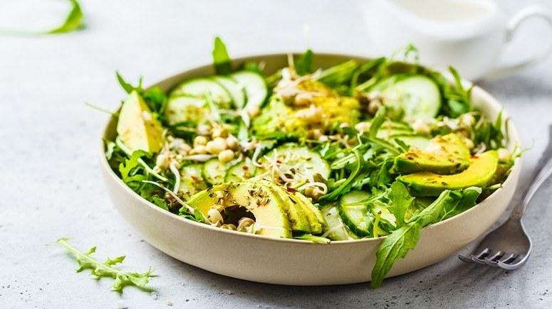 14-Day Vegan Meal Plan: Day 1