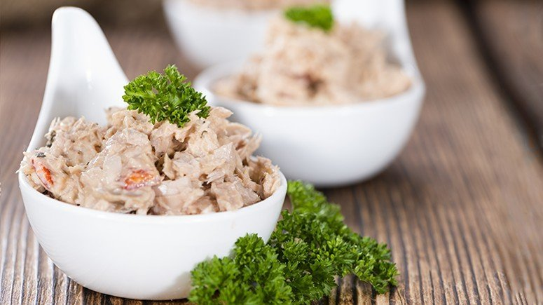 homemade tuna