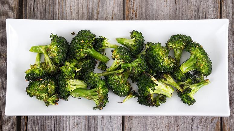 broccoli tray