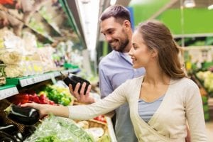 Best Time to Go Grocery Shopping for Weight Loss